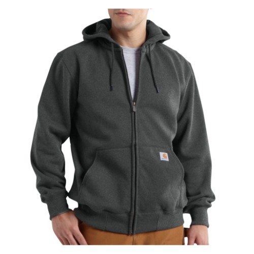 Heavyweight Hooded Zip Sweatshirt- 3X-4X Thumbnail