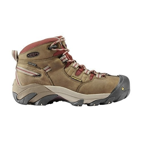Women's Detroit Mid Steel-toe Waterproof Boot Thumbnail