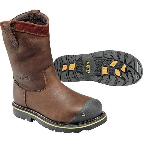 Dallas Wellington Steel-toe Waterproof Thumbnail