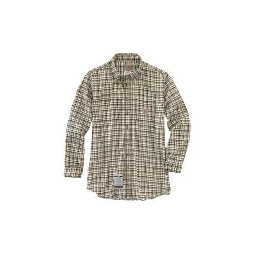 Flame-Resistant Classic Plaid Shirt  Thumbnail