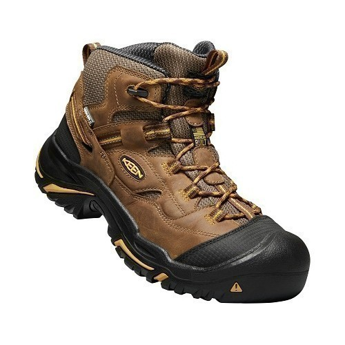 Braddock Waterproof Mid Steel-toe Boot Thumbnail