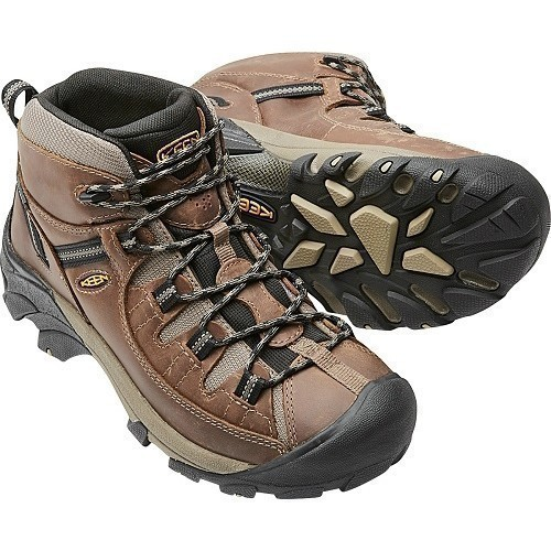 Wide Targhee II Mid Waterproof Hiker Thumbnail