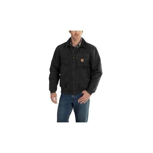 Bankston Flannel Lined Duck Jacket Thumbnail