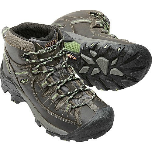 Women's Targhee II Mid Waterproof Hiking Boot Thumbnail