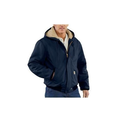Flame-Resistant Quilt Lined Duck Active Jkt Thumbnail
