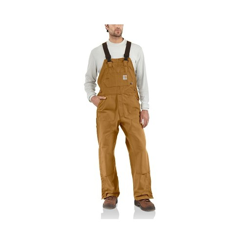 FR Unlined Duck Bib Overall Thumbnail