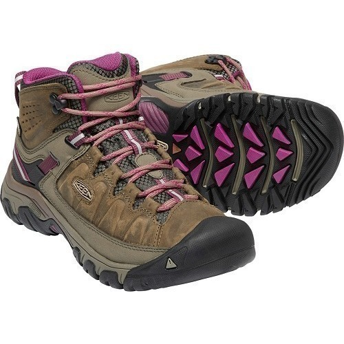 Women's Targhee III Mid Waterproof Hiker Thumbnail