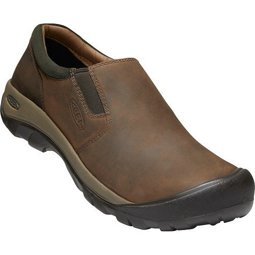 Austin Casual Slip-On Brown Thumbnail