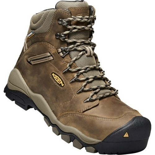 Women's Canby AT Waterproof Brown Boot Thumbnail