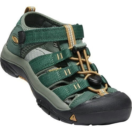 Youth Boys Newport Sandal -Green Thumbnail