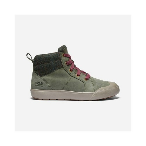 Women's Elena Mid Lace Up Boot  Thumbnail