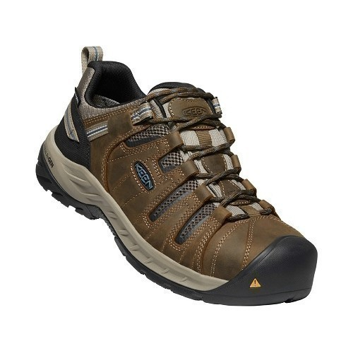 Flint II Low Waterproof Steel Toe Shoe Thumbnail