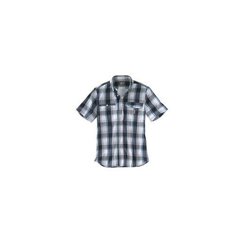Force Ridgefield Plaid Short-Sleeve Shirt Thumbnail