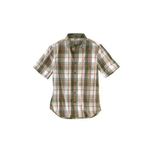 Essential Plaid OpenCollar SS  Thumbnail