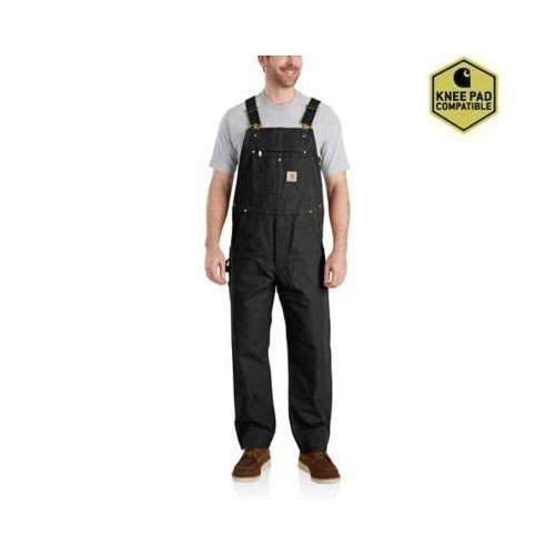 52-60 Unlined Duck Bib Overall Thumbnail