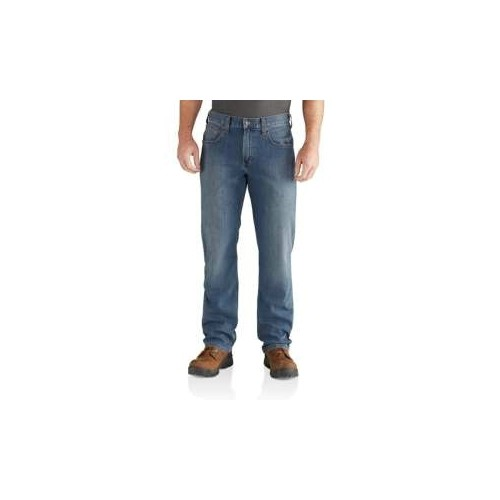 Rugged Flex Relaxed Straight Leg Jean Thumbnail