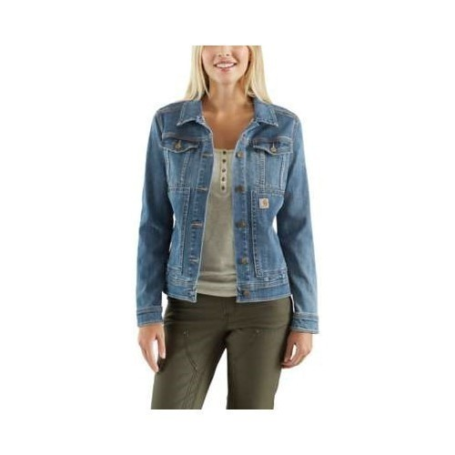 Women's Benson Denim Midweight Jacket Thumbnail