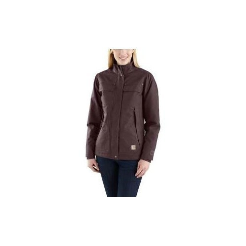 Women's QD Jefferson Insulated Jacket Thumbnail