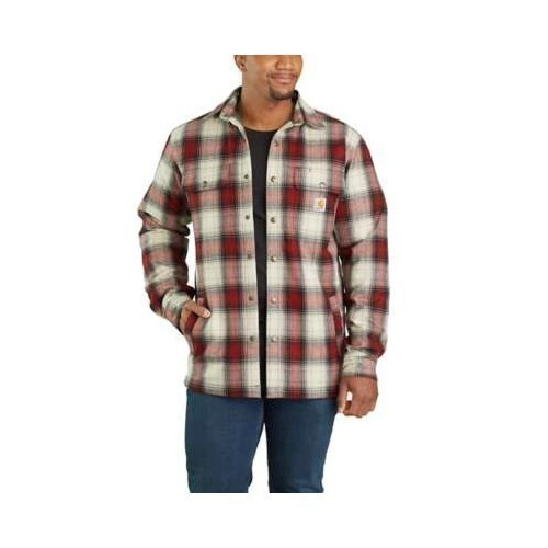 Hubbard Sherpa Lined Shirt Jacket Thumbnail