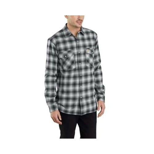 3X-4X Rugged Flex Hamilton Snap LS Shirt Thumbnail