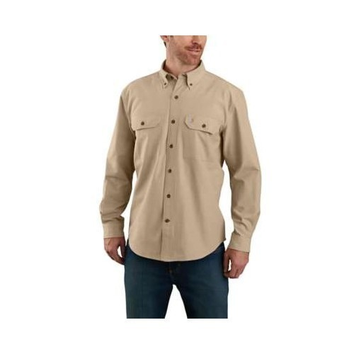 Chambray Long-Sleeve Shirt Thumbnail