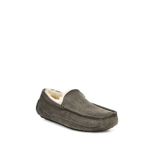 Ascot Loafer Suede Slipper Thumbnail