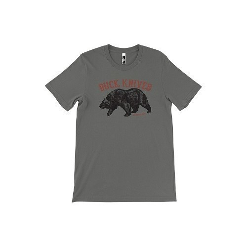 Buck Grizzly Tee Thumbnail