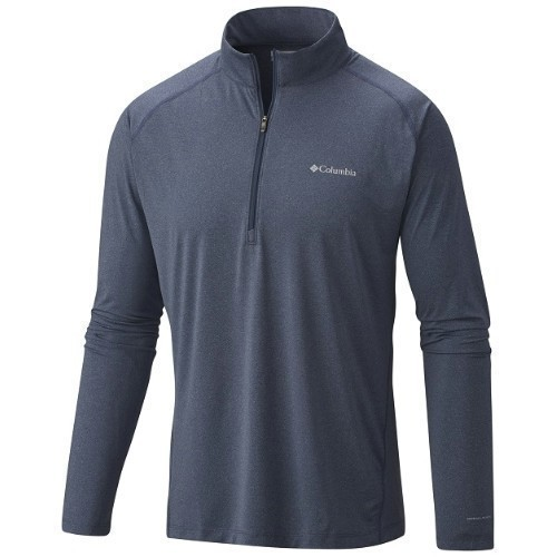 Tuk Mountain Half Zip Shirt Thumbnail