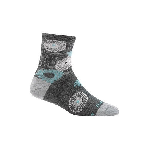 Women's Floral Shorty Lt Cushion Sock Thumbnail