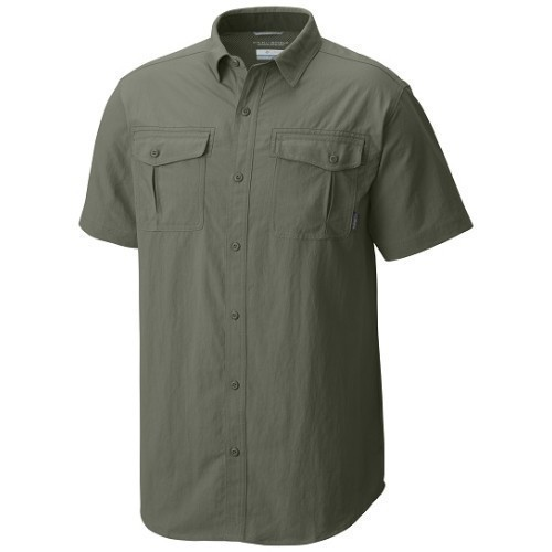 Twisted Divide Short-Sleeve Shirt Thumbnail