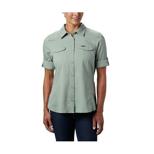 Women's Silver Ridge Long-Sleeve Shirt Thumbnail
