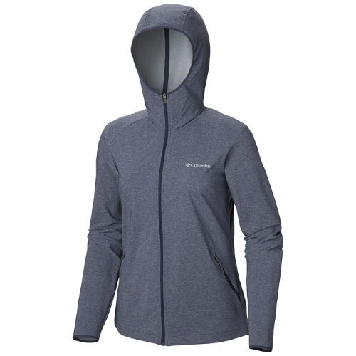 Women's Heather Canyon Softshell Jacket Thumbnail