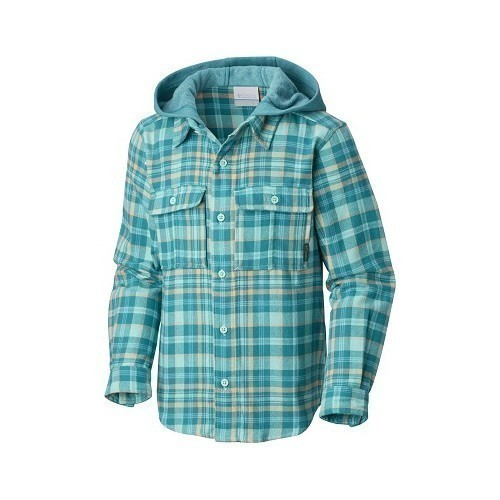 Boy's Boulder Ridge Flannel Shirt Thumbnail