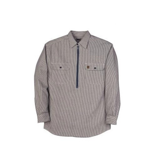 Hickory Striped Long-Sleeve Shirt Thumbnail