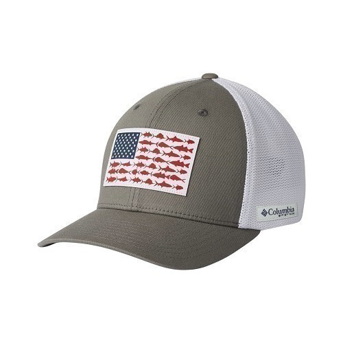 PFG Mesh Fish Flag Ball Cap Thumbnail