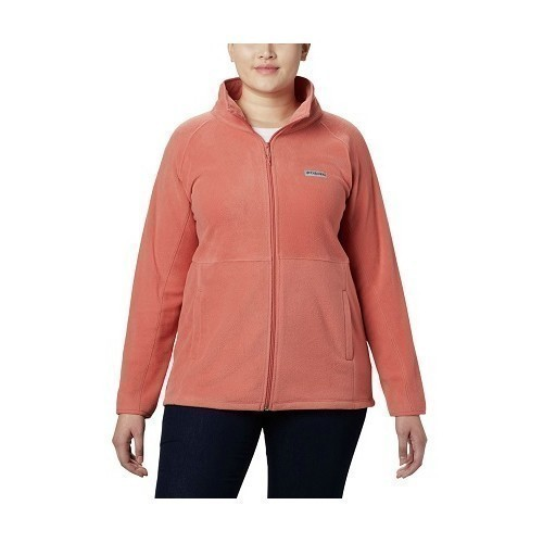 Women's Basin Trail Fleece Full Zip Jkt 2X-3X Thumbnail