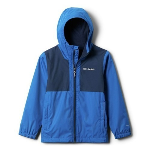 Youth Boys Rainy Trails Fleece Lined Jacket Thumbnail