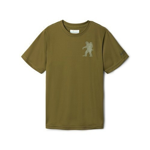 Youth Boys Terra Trail Short-Sleeve Shirt Thumbnail