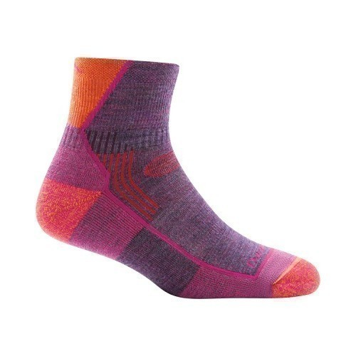 Women's 1/4 Hiker Midweigtht Cushion Socks Thumbnail