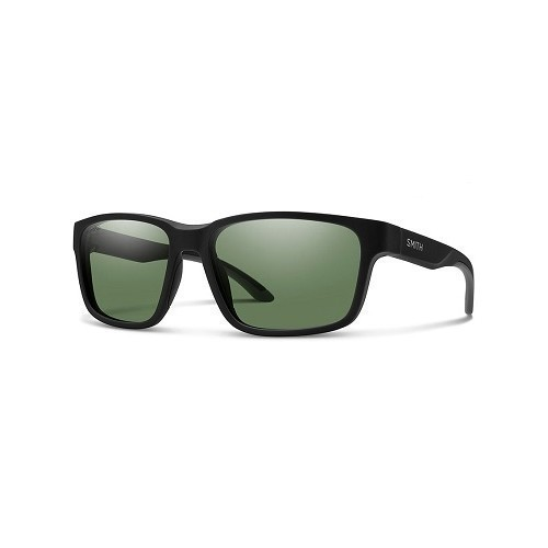 Basecamp Black-Chrompop Green Sunglasses Thumbnail