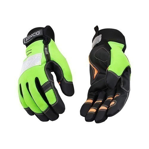 KincoPro Waterproof HiVis Cold Weather Gloves Thumbnail
