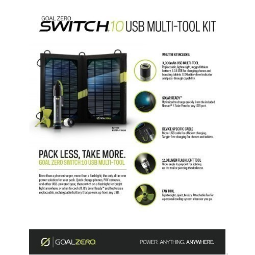 Switch 10 Micro Solar Kit Thumbnail