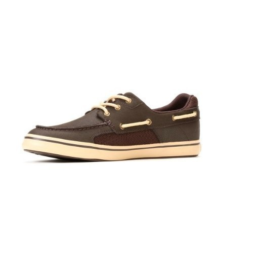 Finatic II Boat Shoe-Chocolate Thumbnail
