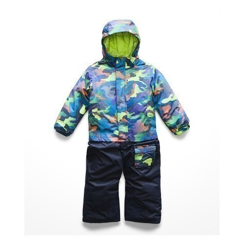 Toddler Insulated Jumpsuit Thumbnail