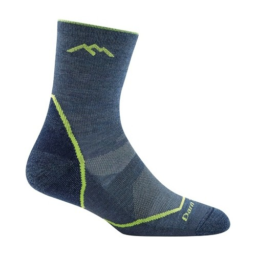 Boys Light Hiker Cushion Micro Crew Sock Thumbnail