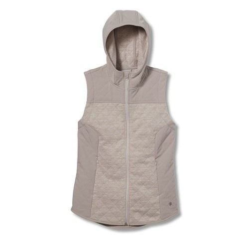 Women's Shadowquilt Hooded Vest Thumbnail