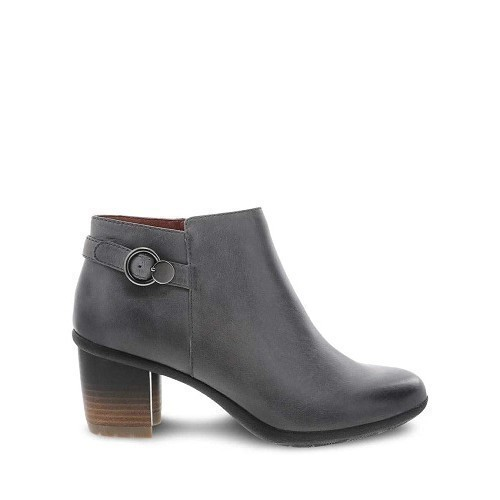 Perry Zip Bootie Grey Thumbnail