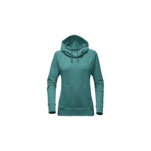 Women's Long-Sleeve TNF Terry Hooded Top Thumbnail