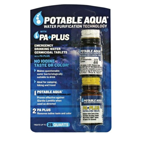 Potable Aqua Plus Thumbnail