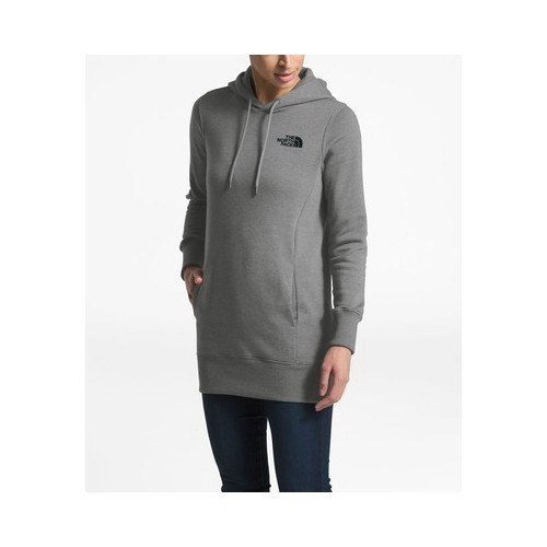 Women's X-Long Jane Pullover Hoodie Thumbnail